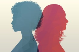 cu-intersectionality-silhouette-of-two-women