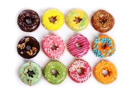 Doughnut | Definition of Doughnut by Merriam-Webster - photo #9