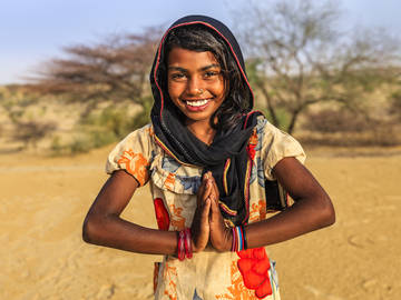 The Meaning and History of 'Namaste' | Merriam-Webster