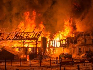 Explanation of barn burning