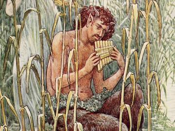 The Mythological Origin of 'Panic' | Merriam-Webster