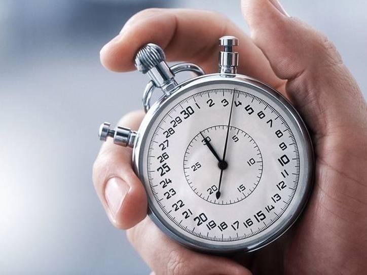 Clocking a Newer Sense of 'Clock'