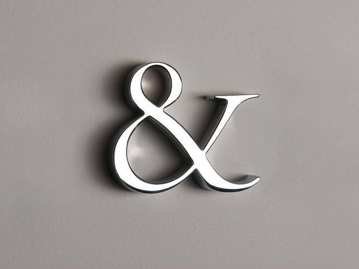 The History of 'Ampersand'