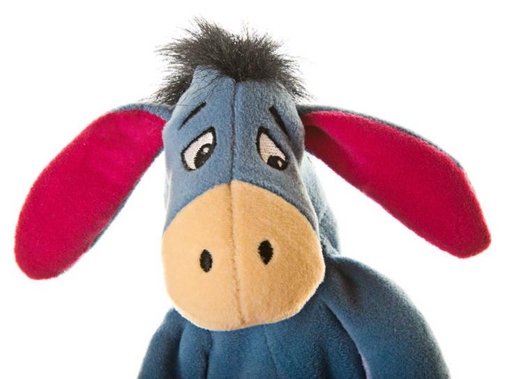 where did eeyore in winnie the pooh get his name merriam webster