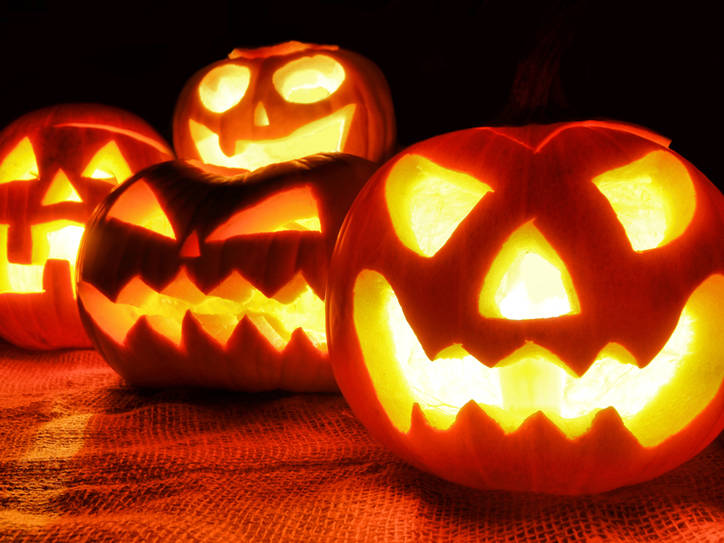 The History Of Jack O Lantern Merriam Webster
