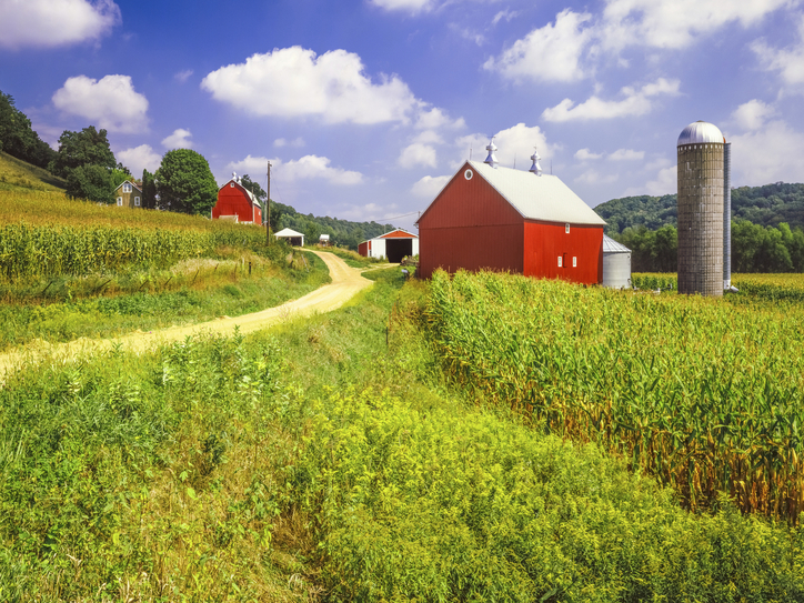 Farm Definition Of Farm By Merriam Webster