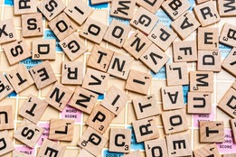 """Ew"""" and other Words Added to the Scrabble Dictionary 2018"""