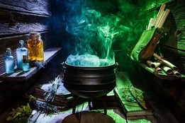 8 Words for Witchcraft and Black Magic | Merriam-Webster