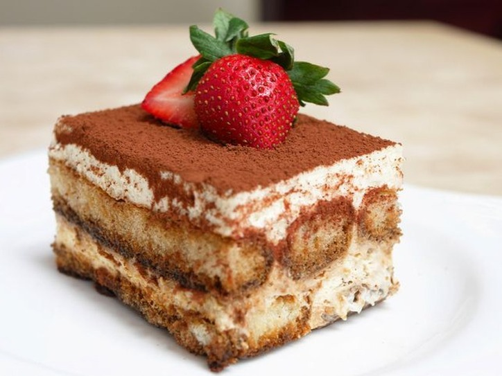 From 'Syllabub' to 'Sundae': A Dessert Course in 7 Words : Tiramisu