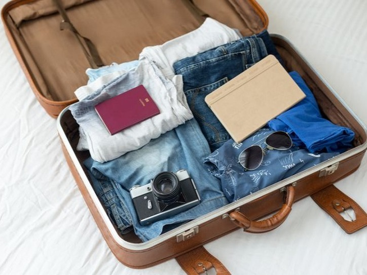 We've Got Baggage : Portmanteau