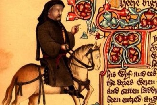 how has chaucer used poetic form Home the canterbury tales q & a what form of poetry did chaucer  the canterbury tales what form of poetry did chaucer use in the canterbury tales 1)cinquains  2)rhyming couplets  3)un-rhyming couplets  4)free verse.