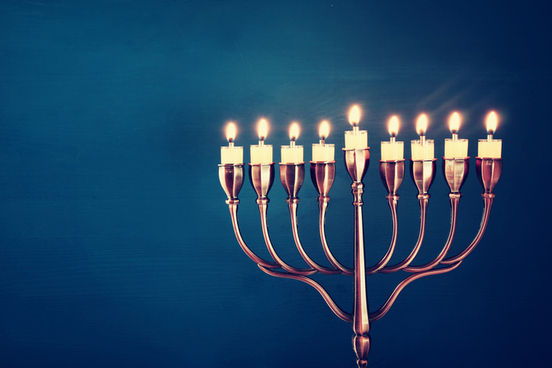 the jewish festival of lights is set up by some as the jewish counterpart to christmas but the origin point for hanukkah has as little to do with gifts and