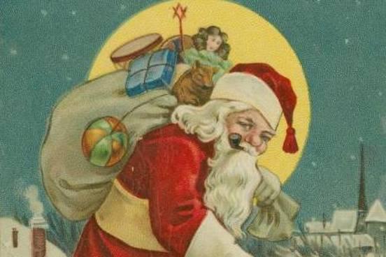 Wassail yule and more the stories behind 8 holiday words here in the us you cant have christmas without the fat man in the red suit santa claus logically then the word santa claus should go back as far as spiritdancerdesigns Image collections