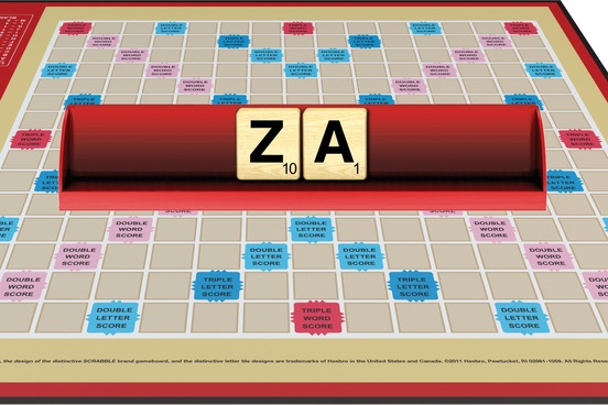 Za, and 9 Other Words to Help You Win at Scrabble | Merriam-Webster