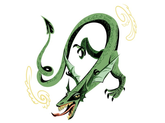 Here Be Dragons: A Creature Identification Quiz: Weekly Challenge