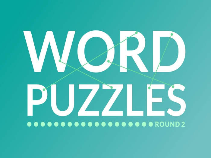 Word Puzzles Round 2: Weekly Challenge