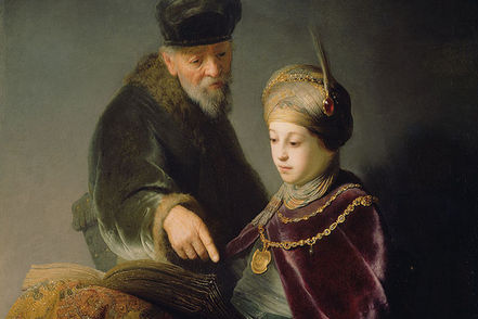 rembrandt-painting-a-young-scholar-and-his-tutor