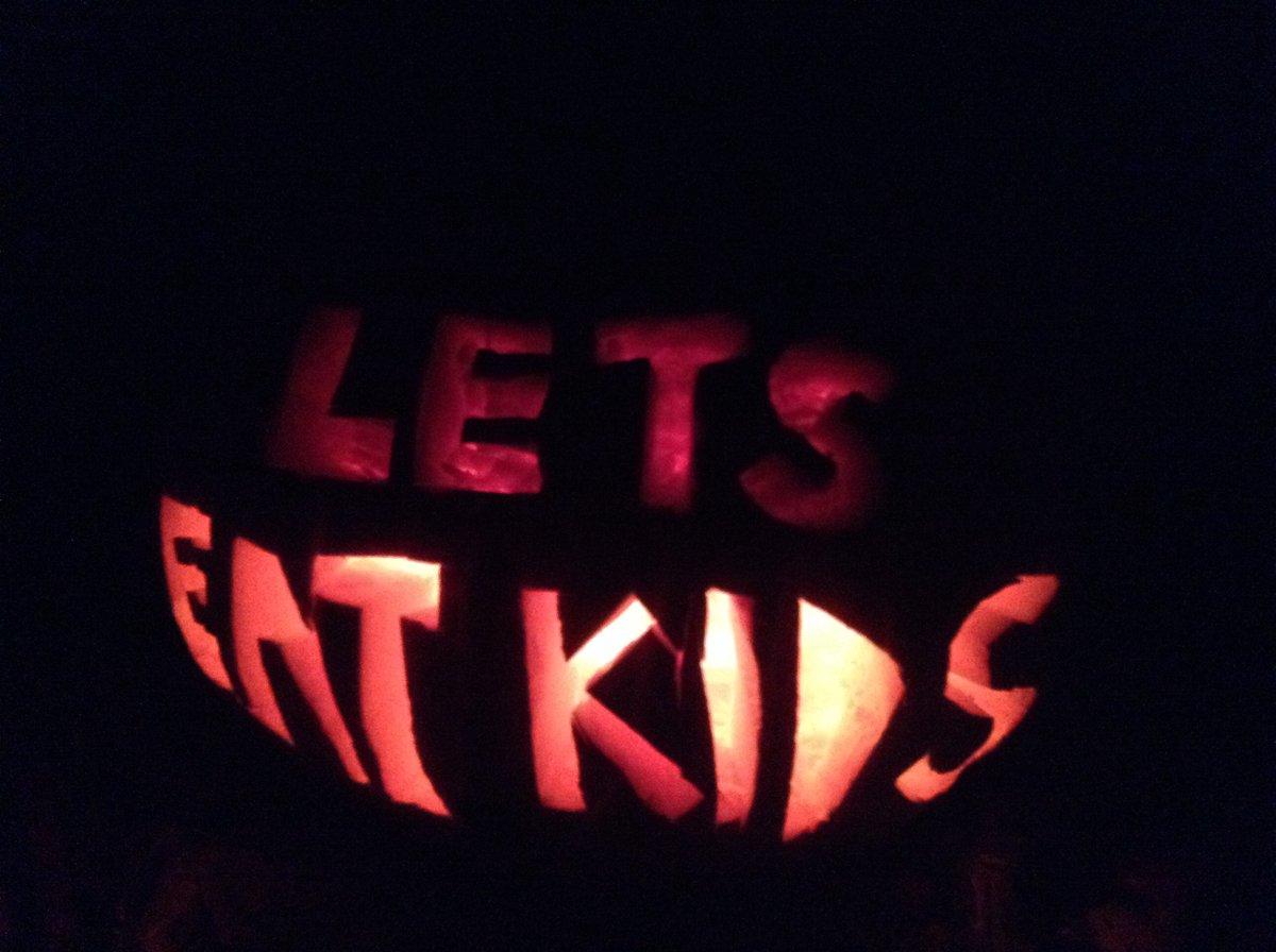 let's eat kids