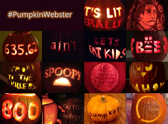 pumpkinwebster