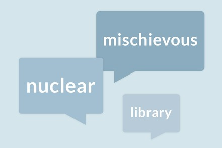 video-mischievous-nulcear-library-mispronunciations