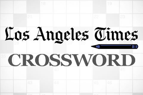 L.A. Times Daily Crossword