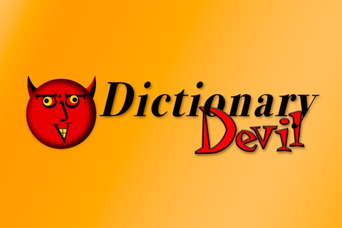 Dictionary Devil