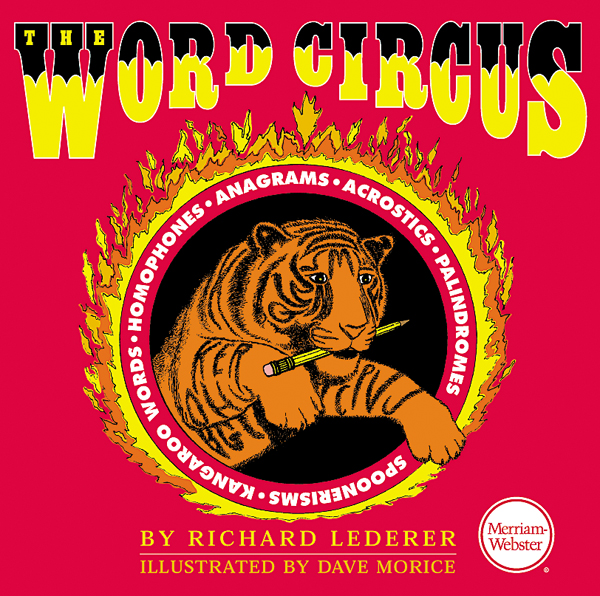 the word circus book cover