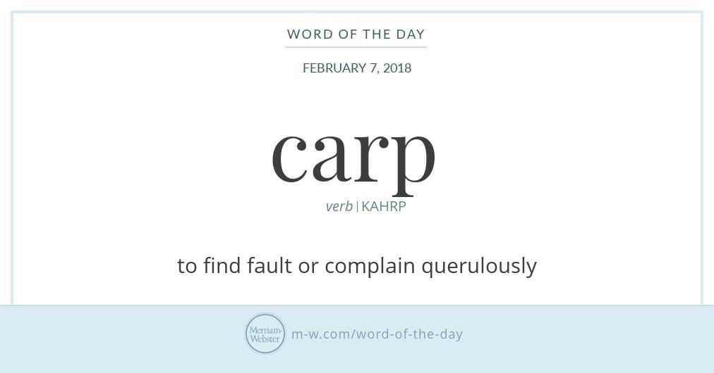 Karpa meaning