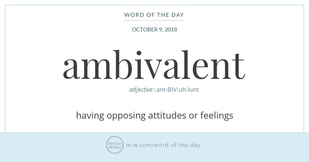 ambivalenter