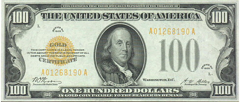 gold certificate definition of gold certificate by merriam webster